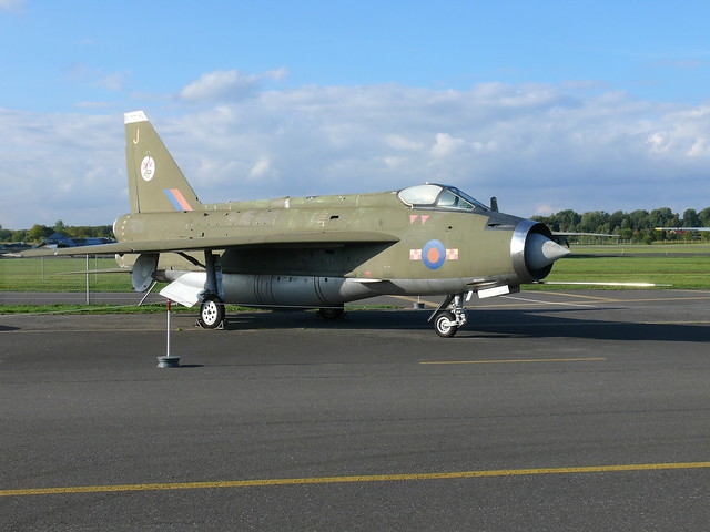 BAC (English Electric) Lightning F Mk.2A