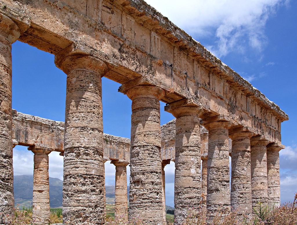Temple at Segesta 4