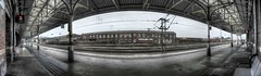Doncaster train station (Panoramic HDR)