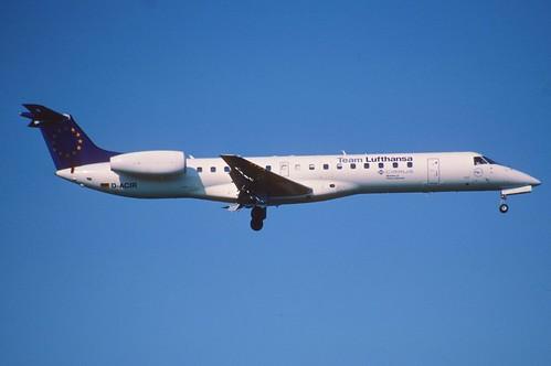 Aircraft (E145) silhouette
