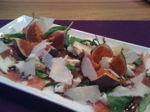 feigensalat sinnlichste salat der welt reiseblog foodblog lunch for one. Black Bedroom Furniture Sets. Home Design Ideas