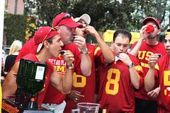 USC Tailgating 2010