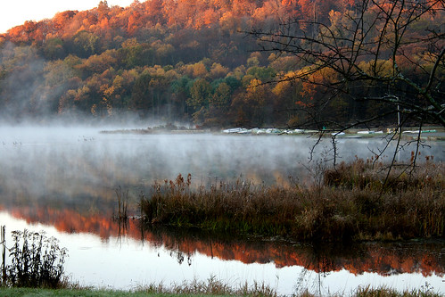 40th Anniversary Photo Contest Winner LANDSCAPE. October morning by Kimberly Copley Harris