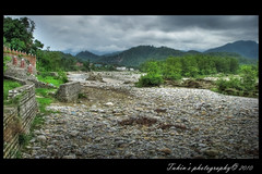 Bank of River Kosi (Jim Corbett Park)