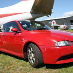 Alfa Romeo 147 GTA at Classic Flyers