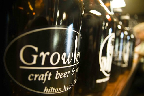 Growlers craft beer & ales