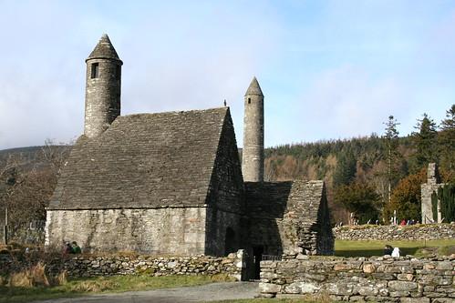 2010.02.28 06 Glendalough 080 St Kevin's Church & Round Tower