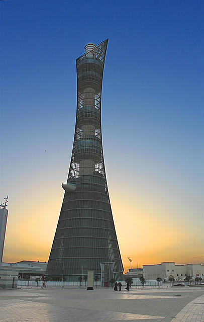 Aspire Tower, Doha