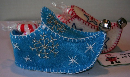 Elf Shoes/Clogs - Christmas 2009