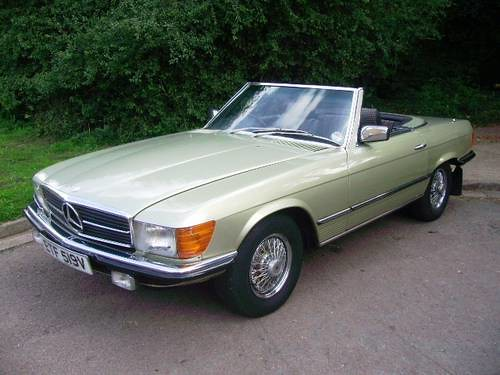 mercedes benz 450 sl 1980 flickr photo sharing. Black Bedroom Furniture Sets. Home Design Ideas