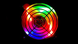 Colored Fan Cooler de Skatox, sur Flickr