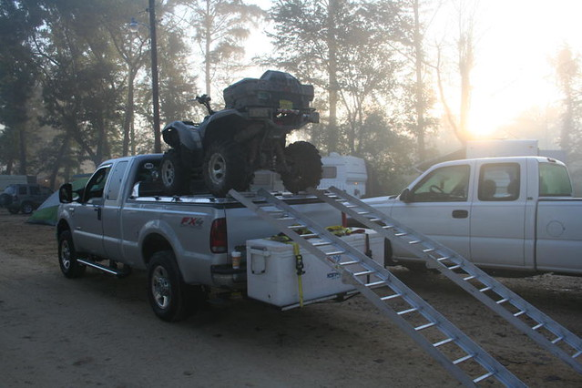 Ramps Truck Bed