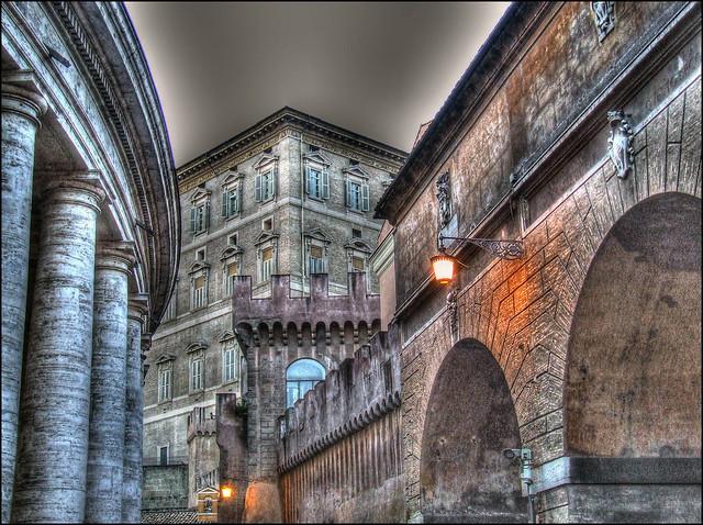 San Pietro Pope's Palace