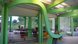 邱文傑建築師 - 埔里桃米生態村紙教堂 C-Pavilion 15.jpg
