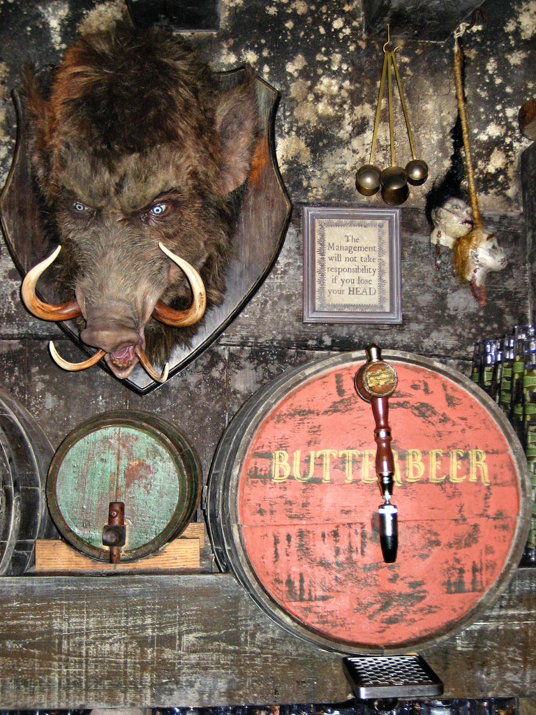 The Hog's Head at Wizarding World of Harry Potter