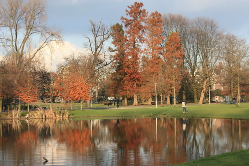 Fotografia em Amsterdam: Vondelpark