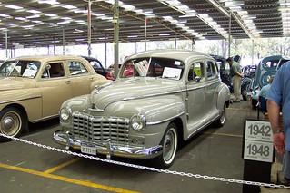 1948 Dodge D25 sedan