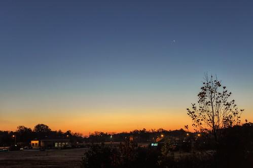 morning sky sun sunrise landscape dawn twilight northcarolina highpoint daybreak morningsky firstlight tadsunrise sunrisedaily