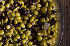 agriculture(0.0), vegetable(0.0), plant(0.0), produce(0.0), crop(0.0), caper(0.0), olive(1.0), fruit(1.0), food(1.0), dish(1.0),