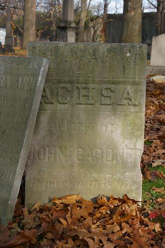 Gardner, Achsa