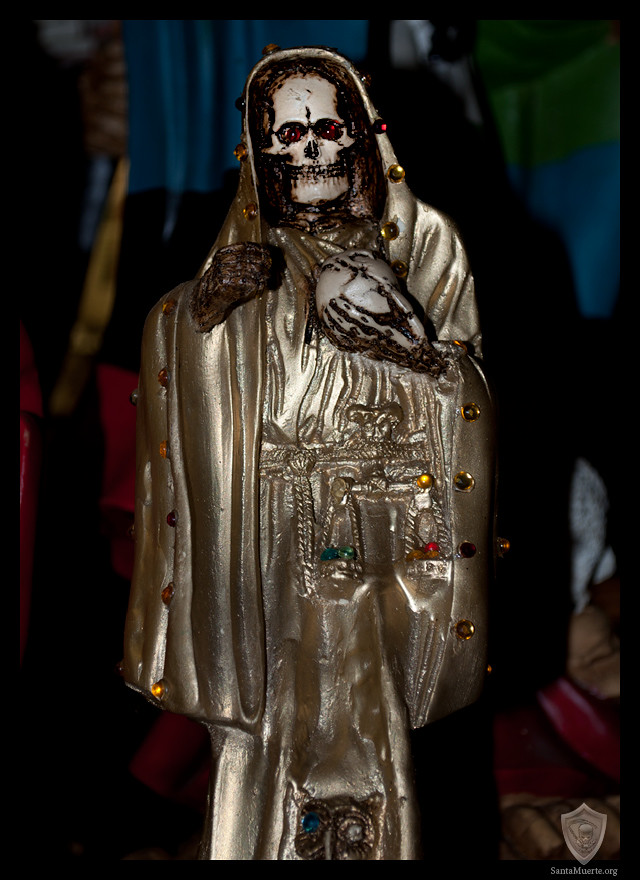 SANTA MUERTE - Mexico