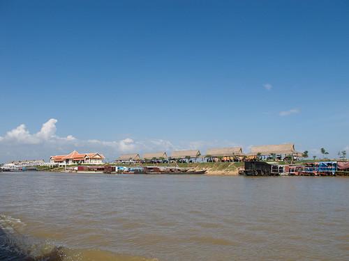 Boat Battambang - Siem Reap