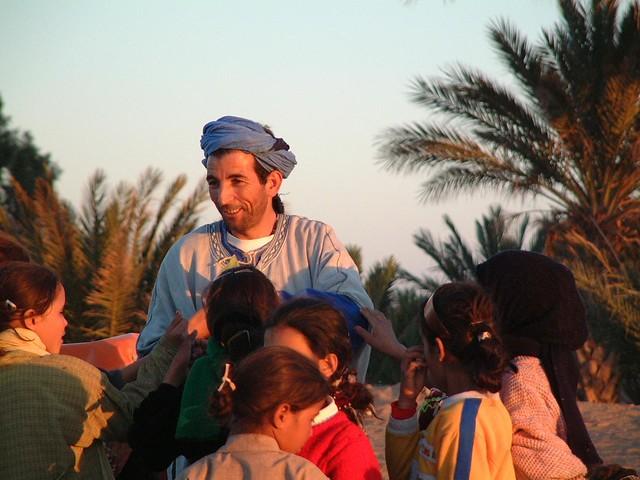 Hotel Merzouga Haven la Chance Sahara Desert Morocco