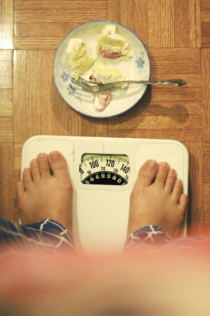 286/365: Weight Gain