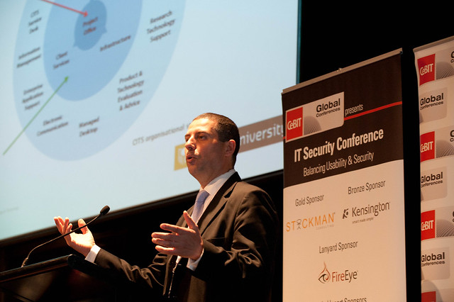 CeBIT Australia's IT Security Conference 2010