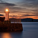 Ardrossan Harbour 23-11-10