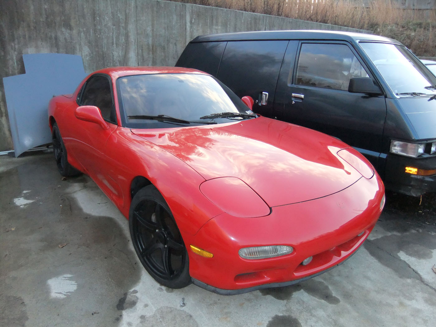 1993 Mazda Rx7 With Bad Motor But Super Clean In Atl