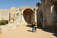 The Original Basilica San Juan Capistrano
