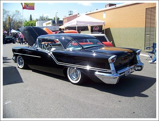 Stunning  1957 Oldsmobile Ninety Eight