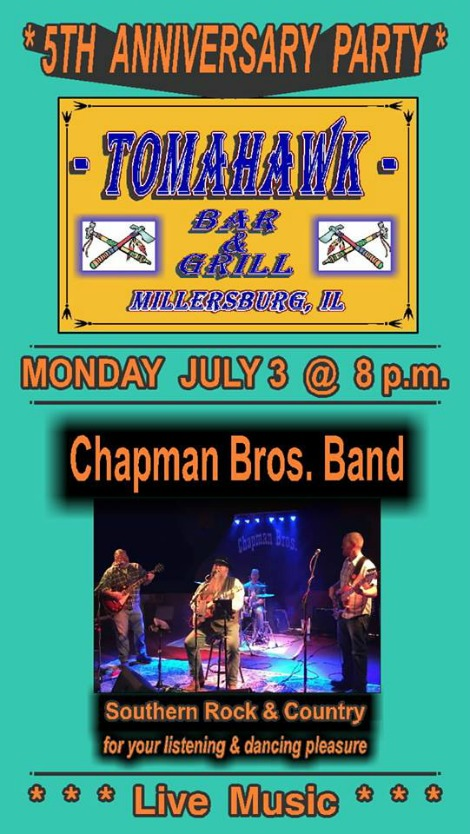 Chapman Bros Band 7-3-17