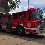 Edison Fire Department Engine 8