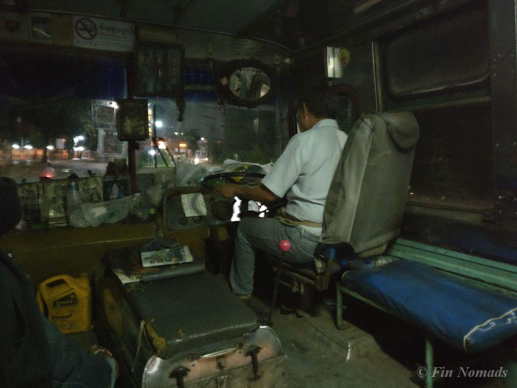 Thailand local bus