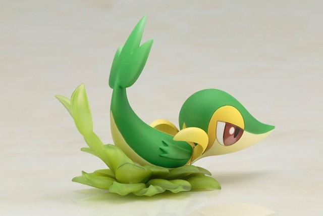 壽屋 ARTFX J 《精靈寶可夢 黑2.白2》「小鳴 with 藤藤蛇(メイ with ツタージャ)」1/8比例模型