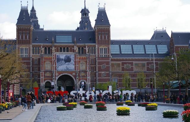 17-275  Rijksmuseum, Amsterdam, Pentax K110D, smc PENTAX-DA 18-55mm F3.5-5.6 AL