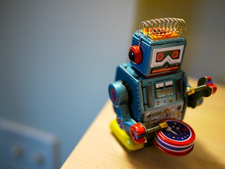 Wind-up Robot