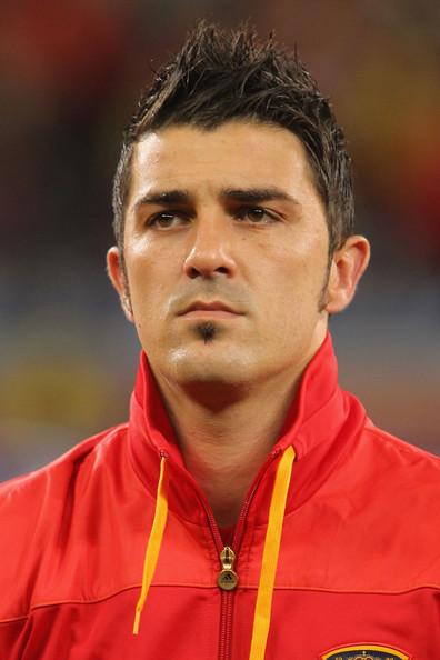 David Villa - Spain 1-0 Portugal