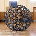 Sphere of shadows for Stourfield Junior School (sneak preview)