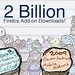 Firefox Add-ons 2 Billion Cupcakes Thumbnail