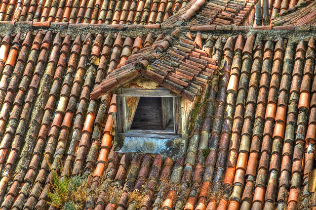 Attic Definition Meaning