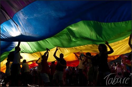 Orgullo - Bandera