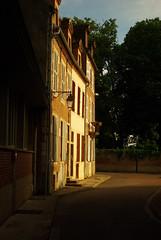 Seurre: light - Photo of Écuelles