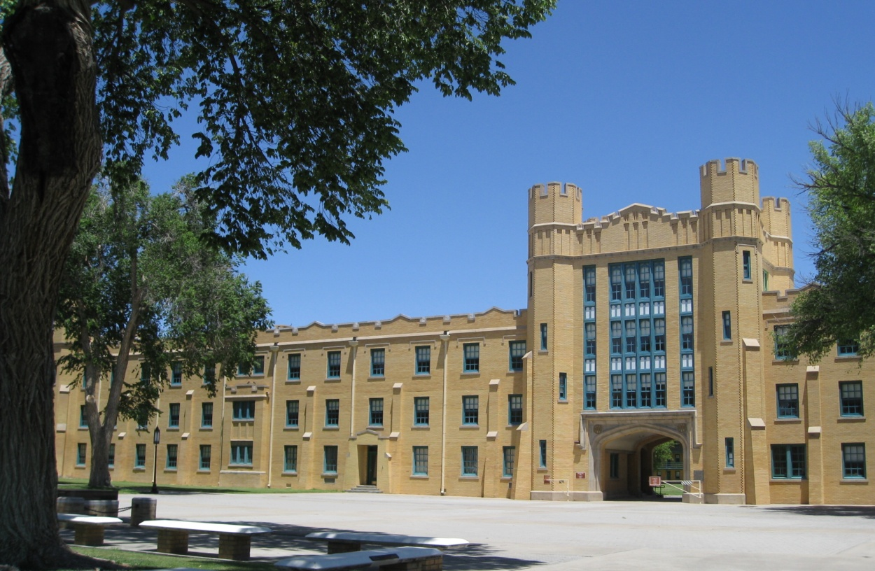 New Mexico Military Institute Building