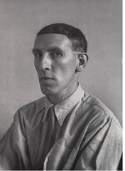 The Painter Heinrich Hörle, by August Sander 1928