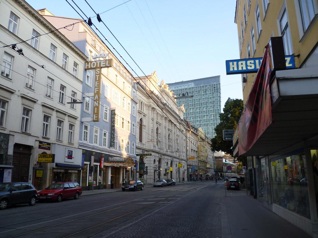 Wien, 2. Bezirk (l'arte delle facciate di Vienna) - Taborstraße