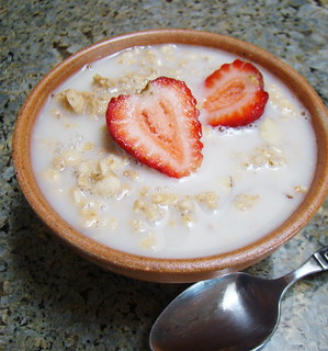 Coconut Milk Rice Porridge Recipe photo by Vegan Feast Catering