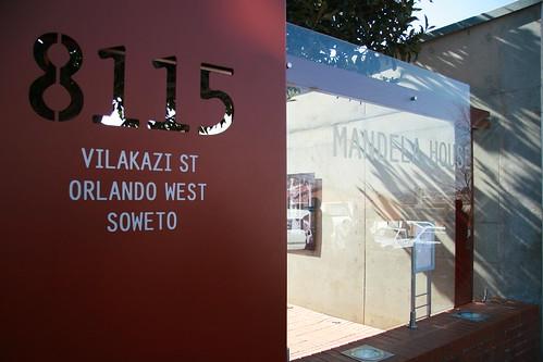 Mandelas house